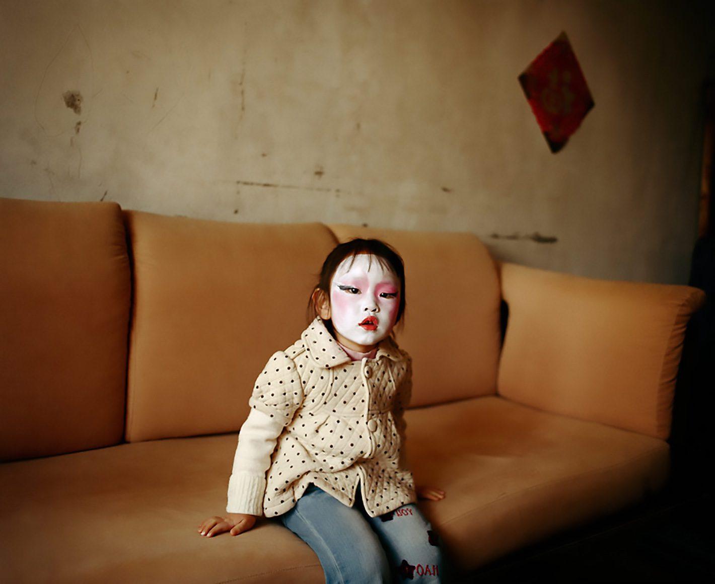 Saana Wang: Hujialou#60, 2009